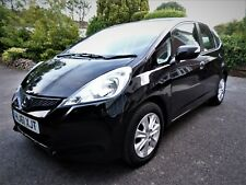 HONDA JAZZ 1.4  I-VTEC ES 2011. HATCH BACK, 5 DOOR MANUAL. 26,728 MILES. F.S.H.