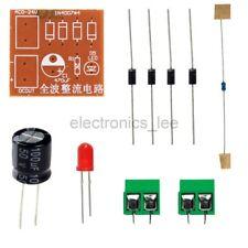 M149 AC to DC Power Adapter IN4007 Bridge Rectifier Full-wave Rectifier DIY kit