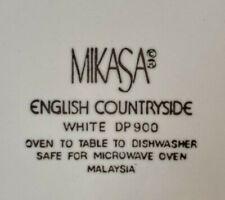 Mikasa ENGLISH COUNTRYSIDE white dinnerware