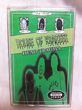 Rare 1996 HOK HOUSE OF KRAZEES HEAD TRAUMA CASSETTE TAPE Twiztid ICP HOK670