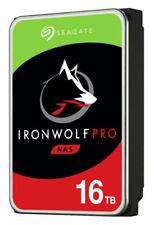 """Seagate IronWolf Pro 16TB Internal 7200RPM 3.5"""" (ST16000NE000) HDD"""