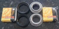 1x Front Wheel Bearing Kit fits Hyundai Excel, Lantra and S Coupe