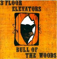 13TH FLOOR ELEVATORS bull of the woods (CD album) psych psychedelic rock