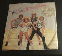 Bucks Fizz Land of make believe vinyl single