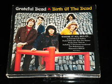 Grateful Dead - Birth of the Dead - 2 CD Album Digipack - 41 Titres - ALLEMAGNE