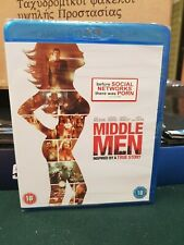 Middle Men (Blu-ray, 2011) - Brand New & Sealed