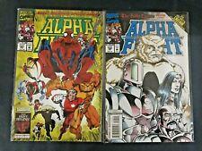 Alpha Flight - 121-126 - MARVEL Comics - 1993 - Near Mint