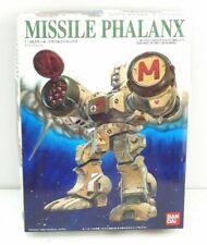 MISSILE PHALANX MACROSS Model Kit da Montare Scala 1:100 Bandai