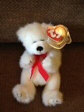 Ty Valentines Amore very cute retired attic treasure Valentines beanie nwt