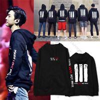 Kpop B.A.P Cap Hoodie 3rd BABY DAY Sweatershirt BAP Sweater Yong Guk Pullover