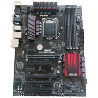 ASUS B85-PRO GAMER LGA1150 DDR3 DVI VGA HDMI Motherboard With I/O Shield