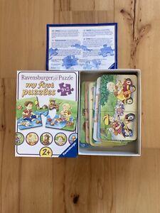 Ravensburger Puzzle My first Puzzles 2+ Kleinkind Puzzle Spiel wNeu!