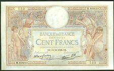 FRANCE 100 FRANCS LUC OLIVIER MERSON du 13/10/1938  ETAT:  TTB+  # M 60950