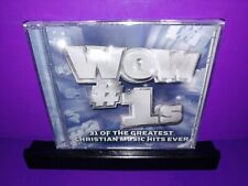Wow #1s: 31 of the Greatest Christian Music Hits Ever by Various Artists (CD,NEW