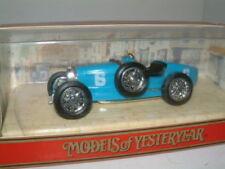 Matchbox Models of Yesteryear Bugatti Diecast Cars, Trucks & Vans