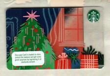 STARBUCKS ( Ireland ) Christmas Tree ( 6169 ) 2019 Gift Card ( $0 )