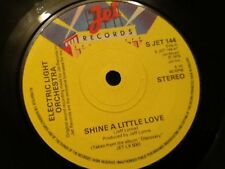 ELECTRIC LIGHT ORCHESTRA . ELO ( JEFF LYNNE ) SHINE A LITTLE LOVE .1979 NR MINT