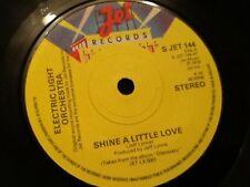 ELECTRIC LIGHT ORCHESTRA . ELO ( JEFF LYNNE ) SHINE A LITTLE LOVE .1979 NR MINT