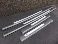 Original Audi A6 4F Set Einstiegsleisten S LINE SLINE Türleisten 4F0853375E GG