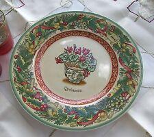 Villeroy & Boch FESTIVE MEMORIES Cyclamen Frühstücksteller NEU V&B mehr da