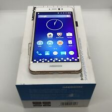 MEDION Life X5020 - 32GB - Rose Gold (Ohne Simlock) Smartphone S855