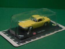 Lotus Elan gelb Altaya del Prado 1:43 OVP Modellauto Modellfahrzeug