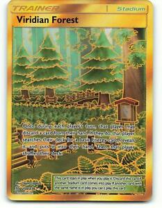 256/236 | Viridian Forest HOLO | Unified Minds | Pokemon Card | Mint