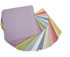Anna Griffin Perfect Palette II Everyday Glitter & Solid Colored Sheet 72 Pc NEW