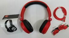New JBL Synchros E40BT Wireless Bluetooth High-Performance On Ear Headphones Red