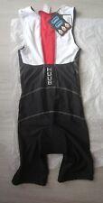 HUUB Essential Tri Suit Small BLACK/RED