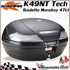 BAULETTO BAULE KAPPA K49NT K49 TECH = GIVI 47 LT NERO MONOKEY UNIVERSALE MOTO