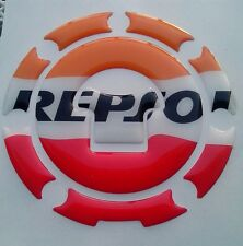 ...  FUEL CAP PADS  Repsol      !!us!!