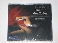 4 CD SET/SEGHERS/PARTITUR DES TODES/NEMEC/GoyaLIT 442004-2/SEALED NEU