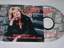 GABY BAGINSKI  CD SINGLE   FRAU SCHIFFER  (1995)
