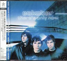 Eskobar - There's Only Now - Japan CD+4BONUS - NEW