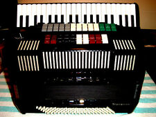 """Farfisa TRANSIVOX P/ACC """"D + MIDI - 41/120 ~ 3V/7R-4V/9R - Midi Zubehör enthalten-sehr guter Zustand!"""