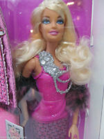 Barbie -Fashionistas Barbie - Very Pretty  & On Trend - NEW In Box- Great Gift