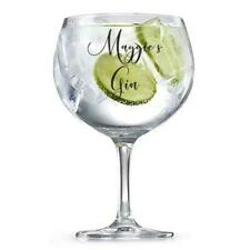 Personalised Gin Glass Gifts Any Name Gin and Tonic GIN1