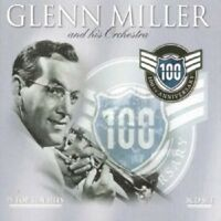 GLENN MILLER AND HIS ORCHESTRA - 100TH ANNIVERSARY  3 CD NEW!