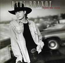 Paul Brandt: Calm Before The Storm - CD (1996)