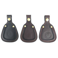 Tourbon Clay Shooting Gun Barrel Rest Toe Protector Shoe Pad Leather AU Delivery