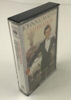 Johnny Mathis Celebration The Anniversary Album Cassette Tape Album