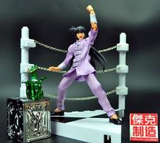 Jacksdo Saint Seiya Myth Cloth EX Dragon Shiryu Casual Wear Ver. Action Figure