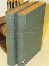 FILOSOFIA ARTE - H. Taine: PHILOSOPHIE de L'ART 2 Voll. - Hachette Ed. 1917