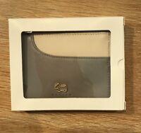 Radley Small Grey Coin Purse/Card Holder - BNIB