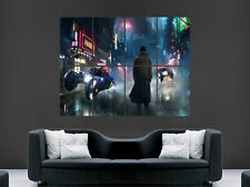 BLADE RUNNER 2049 POSTER SCI FI MOVIE ART WALL LARGE IMAGE GIANT