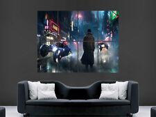 Blade Runner 2049 cartel Sci Fi Película Arte Pared Gigante de imagen grande