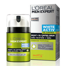 Loreal Men Expert White Active Bright + Oil Control Moisturizer Serum 50ml