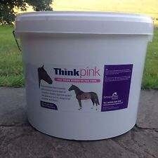 BRINICOMBE THINK PINK POWDER Feed Balancer with Probiotics and Linseed Oil 10kg