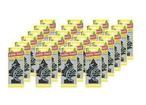 BlackBerry Clove Little Trees - Air Freshener 24-Pack